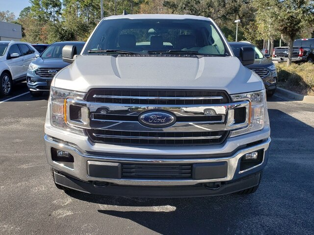 New 2019 Ford F-150 XLT SUPERCAB 4WD
