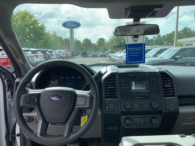 New 2019 Ford F-150 XL, 100A, Flex Fuel, Curve Control,
