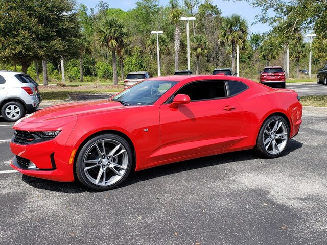 New 2019 Chevrolet Camaro 1LT, RS Pkg, Sunroof, 8-speed Automatic