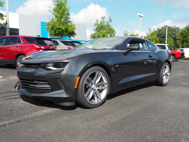 New 2018 Chevrolet Camaro LT 2dr Coupe w1LT Coupe in Green Cove