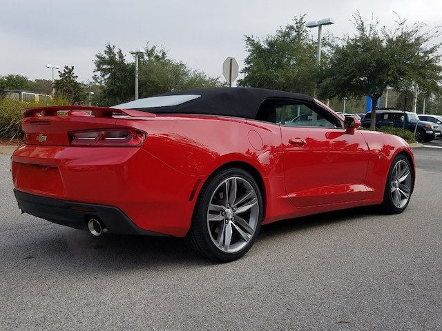 Certified Pre-Owned 2017 Chevrolet Camaro