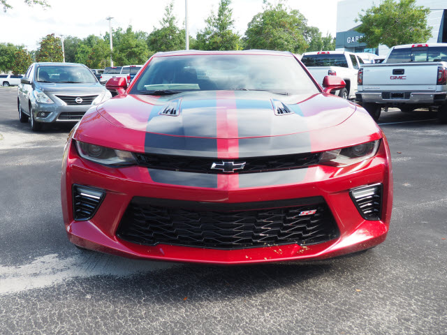 New 2018 Chevrolet Camaro SS 2dr Coupe w2SS Coupe in Green Cove
