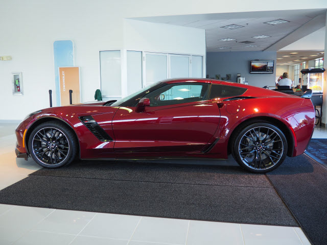 2018 chevrolet corvette z06. Exellent Z06 New 2018 Chevrolet Corvette Z06 2dr Coupe W2LZ Throughout Chevrolet Corvette Z06 T