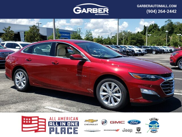 New 2020 Chevrolet Malibu LT, Heated Leather Seats, Lane Keep Assist
