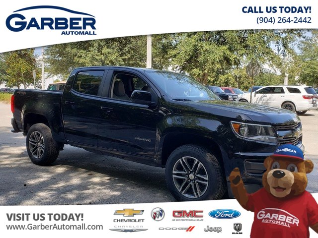 New 2019 Chevrolet Colorado Wt Truck In Green Cove Springs K1119677