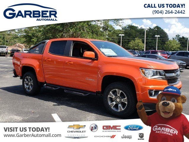 New 2019 Chevrolet Colorado Z71 Truck In Green Cove Springs