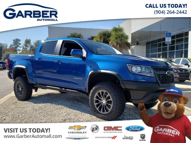 New 2019 Chevrolet Colorado Zr2 Truck In Green Cove Springs