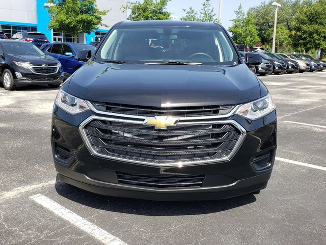 New 2020 Chevrolet Traverse LS, Camera, Keyless Entry