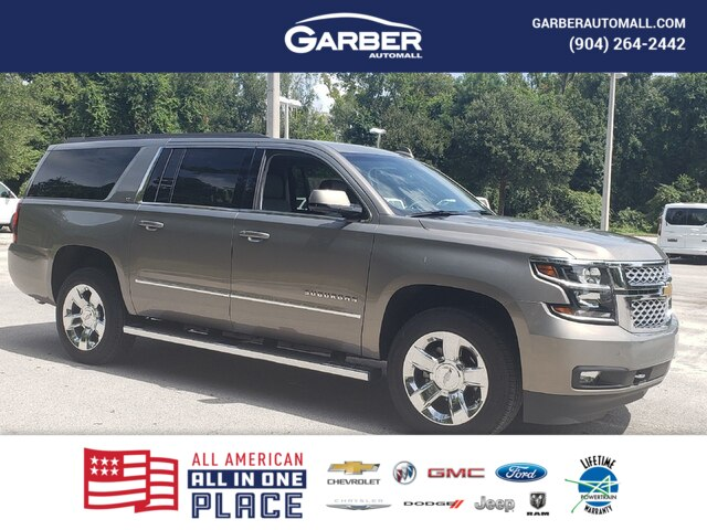 New 2019 Chevrolet Suburban LT, 20 Wheels, Chrome Steps, , Second Row Bucket
