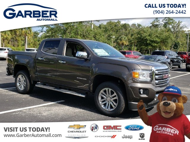 New 2019 Gmc Canyon Slt Truck In Green Cove Springs K1102454