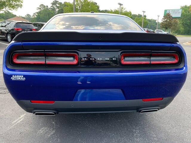 New 2019 Dodge Challenger SXT, Black Top Package, Driver Convenience Group