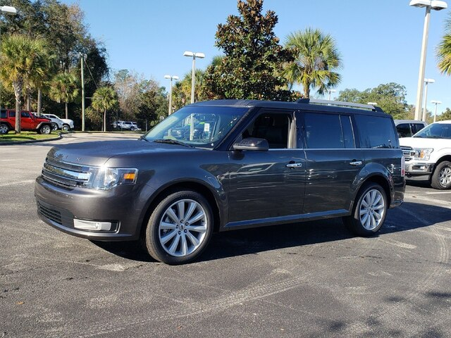 New 2019 Ford Flex SEL, 202A, NAV, Vista Roof, Tow Package