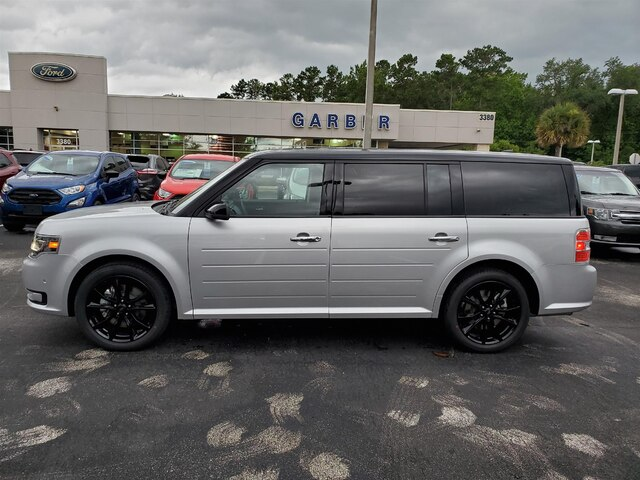 New 2019 Ford Flex Limited, 301A, Tow Package, Vista Roof