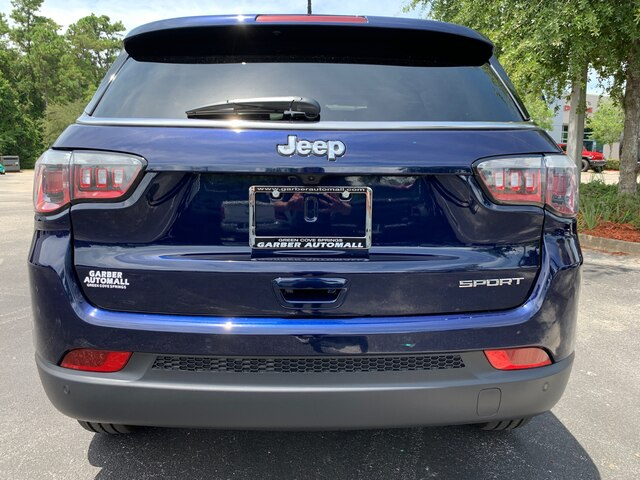 New 2019 Jeep Compass Sport Tech Group, Sport Appearance Group