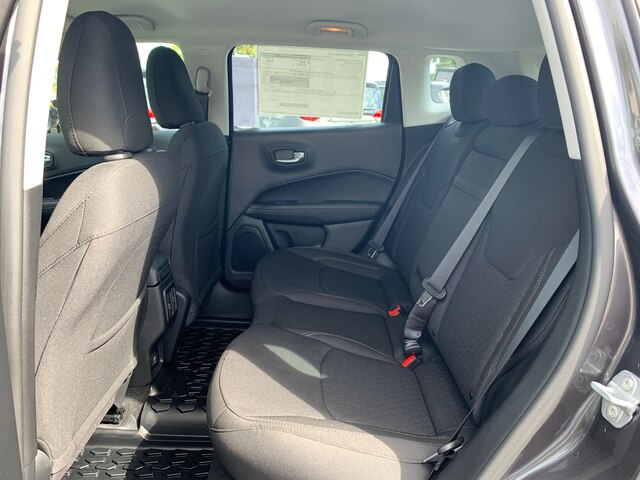 New 2020 Jeep Compass Sport Safety and Security Group