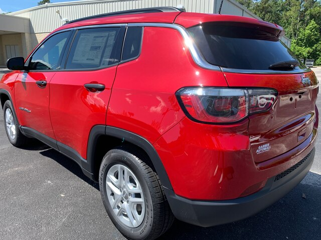 New 2019 Jeep Compass Sport, DEMO W/EXTRA REBATES