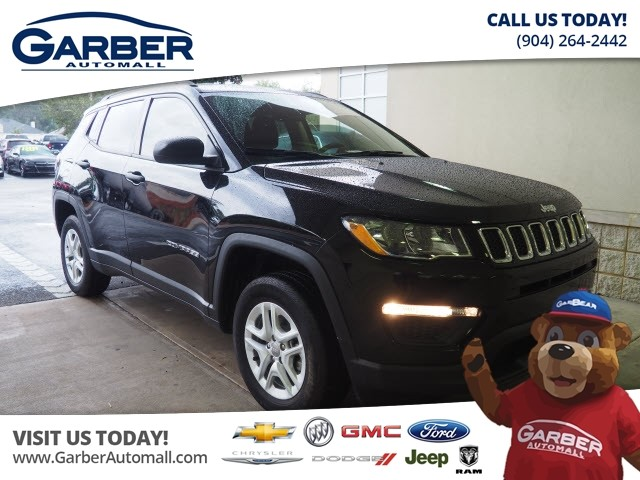 New Jeep Compass Sport Suv Suv In Green Cove Springs
