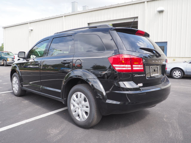 New Dodge Journey Se Suv Suv In Green Cove Springs