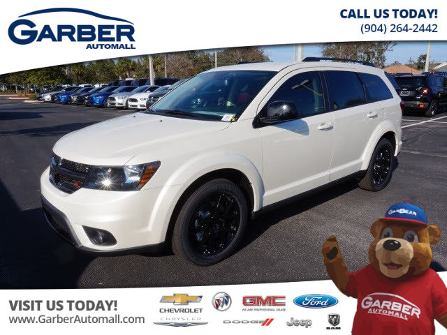New 2017 Dodge Journey Gt 4dr Suv Demo W Extra Rebates