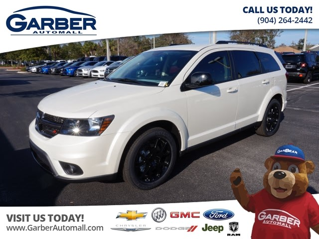 New Dodge Journey Gt Suv Suv In Green Cove Springs
