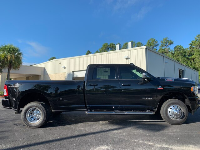 New 2019 RAM 3500 Big Horn 4x4, Sport, Navi, Alpine Sound