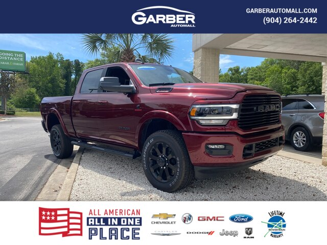 New 2020 Ram 2500 Laramie 4x4, Night Edition, 12 Navi