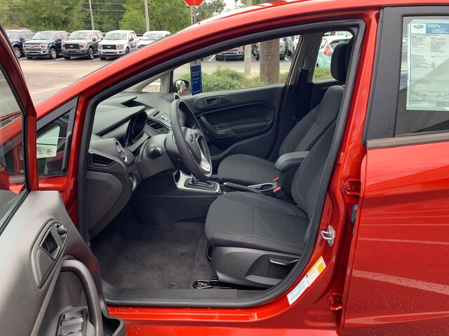 New 2019 Ford Fiesta SE, Auto, Moonroof