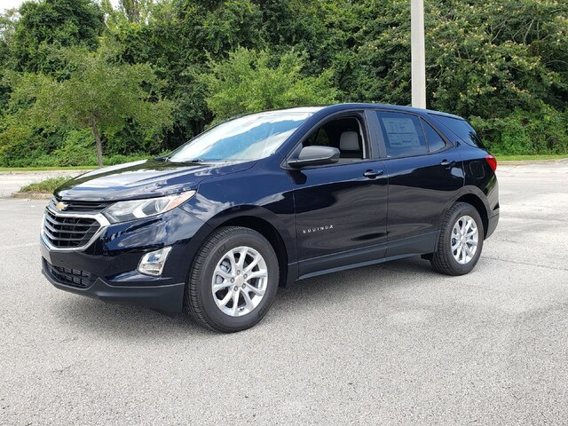 New 2020 Chevrolet Equinox LS, Keyless Entry, Power Seats