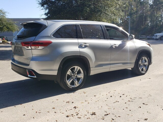 Pre-Owned 2018 Toyota Highlander Limited
