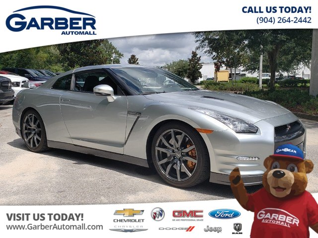 Pre-Owned 2013 Nissan GT-R Premium *Super Clean!!** Coupe in Green ...