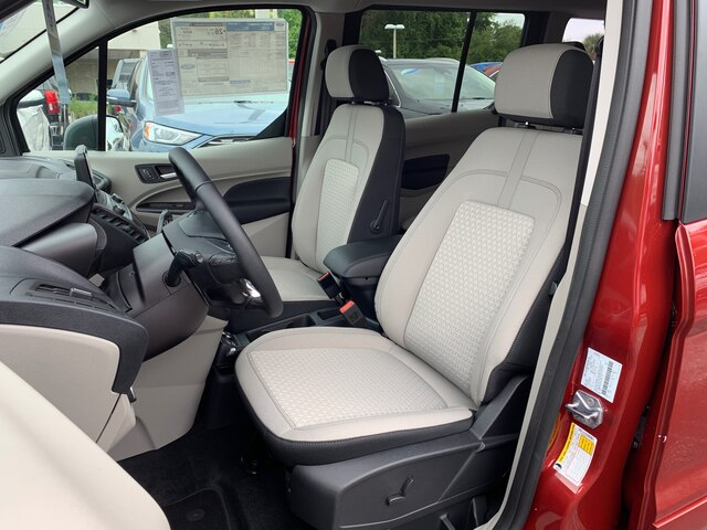 New 2020 Ford Transit Connect XLT, 210A, Keyless Entry, Lane Keeping System
