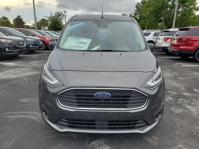 New 2020 Ford Transit Connect XLT w/Rear Liftgate