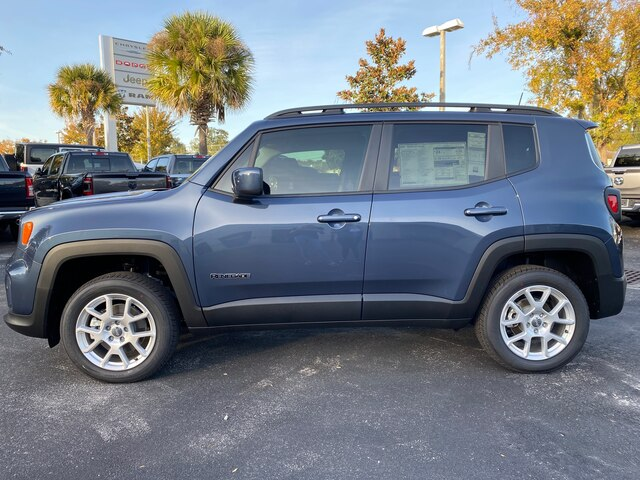 New 2020 Jeep Renegade Latitude 4x4, 8.4 Navigation