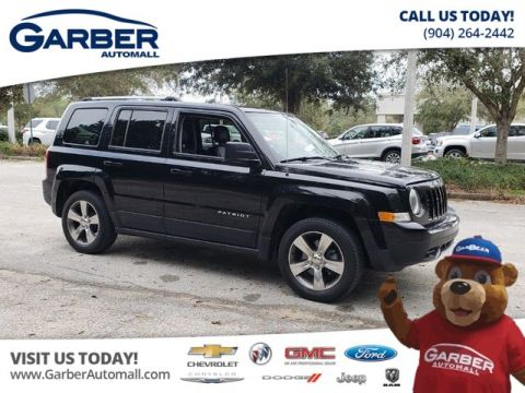 Pre-Owned 2016 Jeep Patriot HIGH ALTITUDE FWD SUV