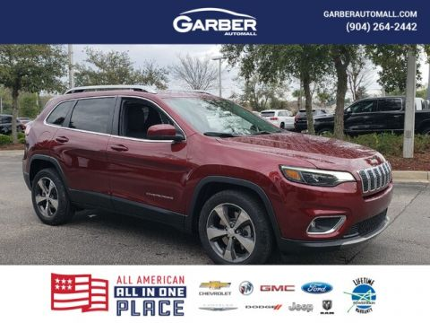 2019 Jeep Cherokee Limited w/ Leather & Apple Car Play