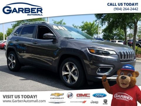 New 2019 Jeep Cherokee Limited FULLY lOADED