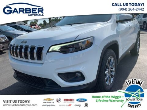 2019 Jeep Cherokee Latitude Plus, fully loaded