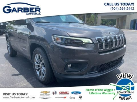 New Jeep Cherokee® Inventory, Reviews & Specials in Jacksonville