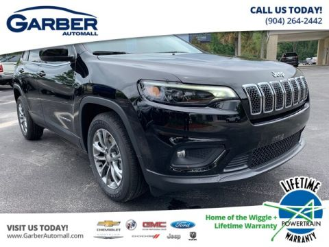 New 2019 Jeep Cherokee Latitude Plus, all Power, 2.4l engine FWD SUV
