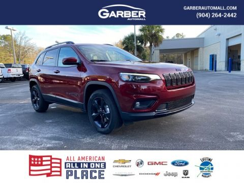 2020 Jeep Cherokee Latitude Plus 4x4, currenly in Loaner Status 4WD