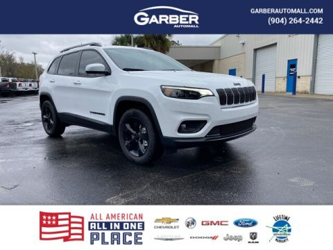 2020 Jeep Cherokee Latitude Plus 4x4, Comfort/Conveniece Group 4WD