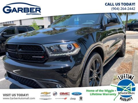 2019 Dodge Durango SXT, Blacktop Package, 20 Wheels""