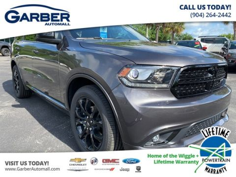2019 Dodge Durango SXT, Black Top Package