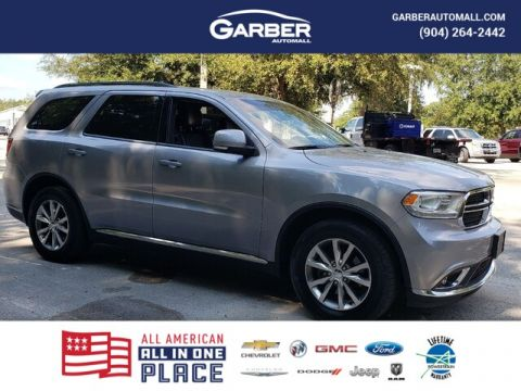 Pre-Owned 2015 Dodge Durango Limited RWD SUV