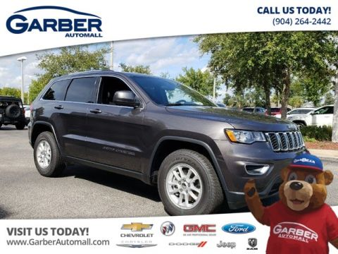 New 2018 Jeep Grand Cherokee Laredo in Loaner status