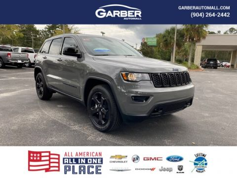 2020 Jeep Grand Cherokee Laredo, currently in Loaner Service