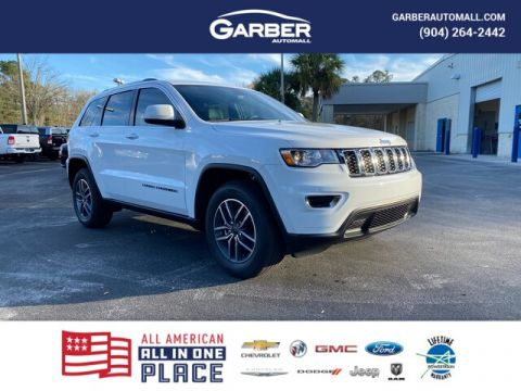 2020 Jeep Grand Cherokee Laredo X Package, Sunroof With Navigation