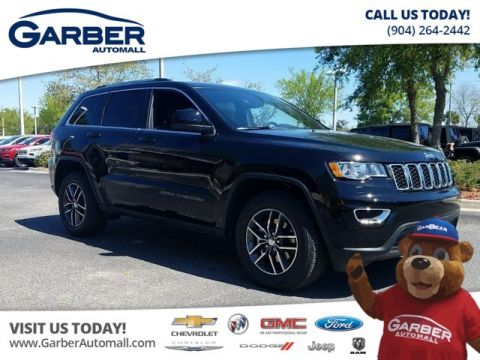 New 2018 Jeep Grand Cherokee Laredo X Pkg IN LOANER SERVICE