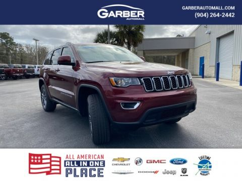 2020 Jeep Grand Cherokee Laredo, X-Package, Trailer Tow With Navigation