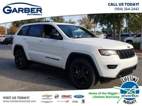 New 2019 Jeep Grand Cherokee Upland Pkg w/ Sunroof